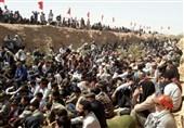اهواز  یادمانهای شهدا در خوزستان میزبان مردم در لحظه تحویل سال نو