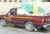 محموله البسه قاچاق میلیاردی در مهرستان کشف شد