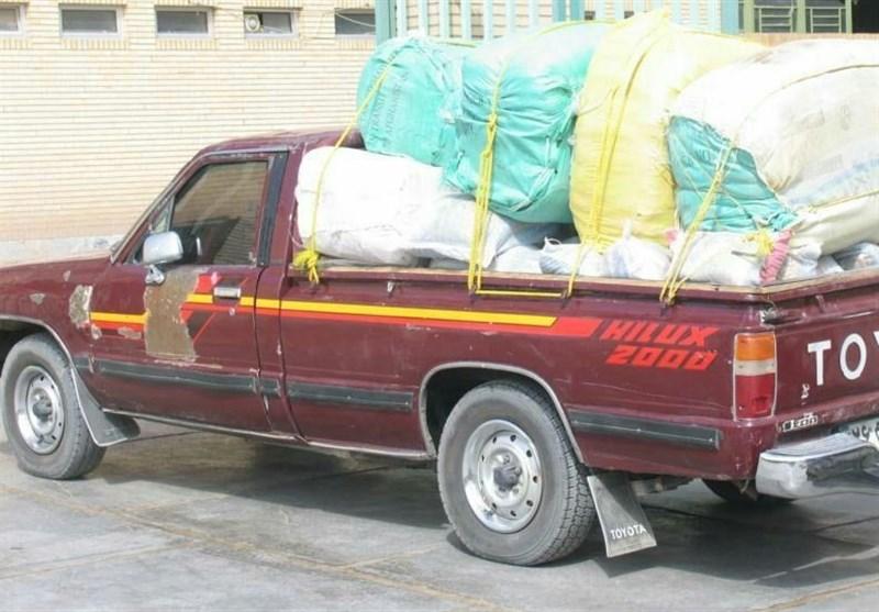 دستگیری 3 قاچاقچی و کشف 550 میلیون ریال کالای قاچاق در سیب و سوران
