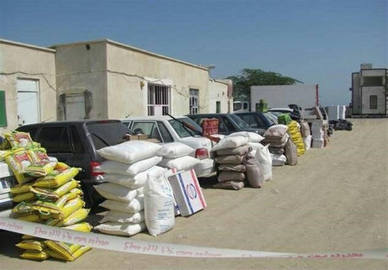 2.8 میلیارد ریال کالای قاچاق در مازندران کشف شد