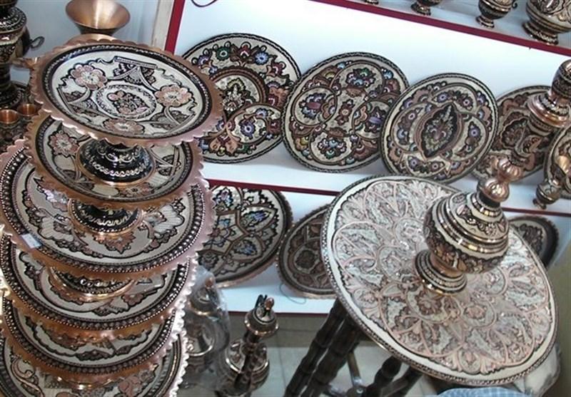 500 میلیون ریال صنایع دستی خارجی قاچاق در اصفهان کشف شد + تصاویر