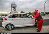 استقبال از مسافران نوروزی - گرگان