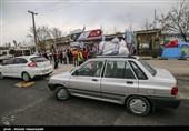 مازندران| آمل آماده میزبانی از گردشگران نوروزی در مسیر ورود به مازندران است