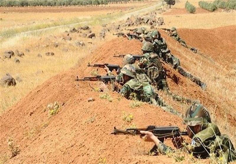 الجیش السوری یفشل هجوما جدیدا للإرهابیین على محور جوبر