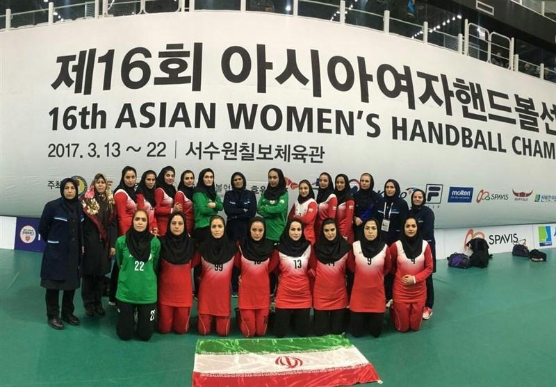 برتری ایران مقابل هنگکنگ و کسب رده هفتمی در این مسابقات
