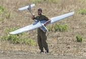 إسقاط طائرة مسیرة إسرائیلیة فی سوریا