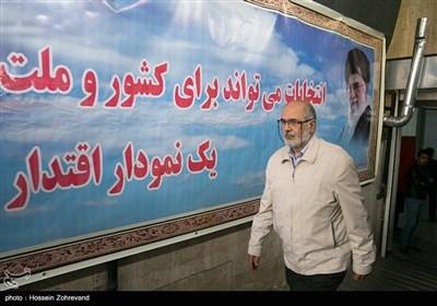 دومین روز ثبتنام انتخابات شورای شهر تهران (2)