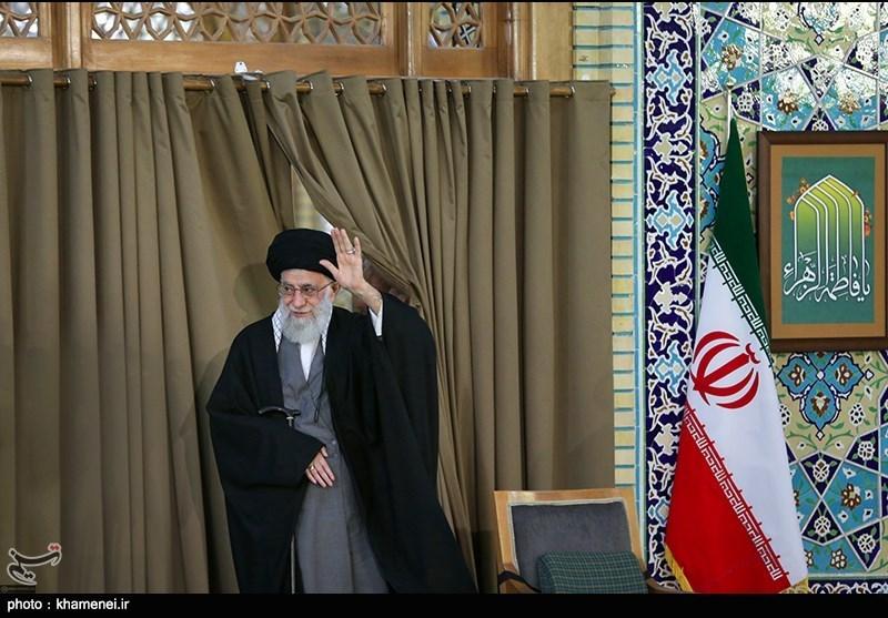 مشهد|ساعت 15 یکم فروردین 97؛ سخنرانی نوروزی امام خامنهای در رواق امام خمینی(ره) حرم رضوی