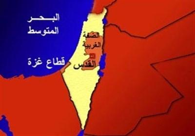 رژیم صهیونیستی یک مقر مقاومت در غزه را بمباران کرد