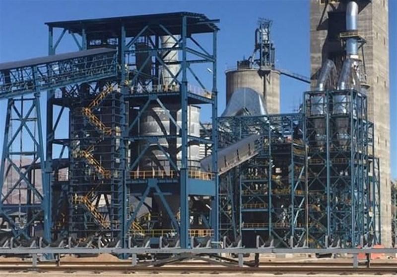 تولید کارخانه سیمان باقران با بازگشایی بازارچه میل 73 رونق میگیرد