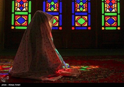 Iran's Beauties in Photos: Nasir-ol-Molk Mosque