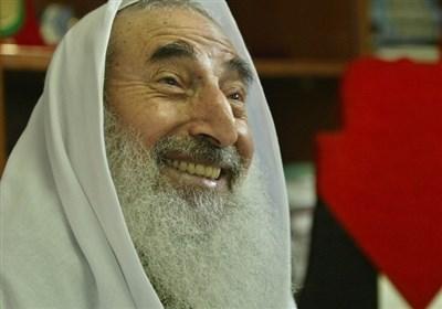 چهاردهمین سالروز شهادت شیخ احمد یاسین بنیانگذار جنبش حماس