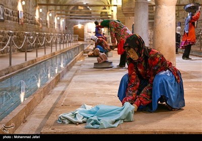 Qajar-Era Laundry House in Iran's Zanjan