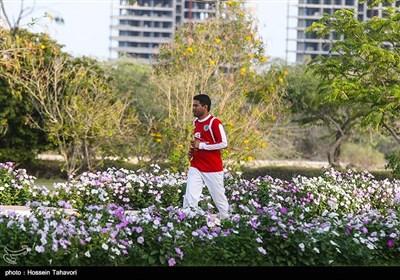 Iran's Kish Island in Spring