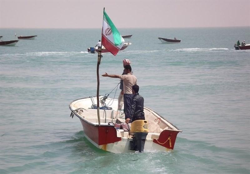 """خیلج فارس میں """"ھندیجان نگین"""" نامی بندرگاہ کے خوبصورت نظارے + ویڈیو اور تصاویر"""