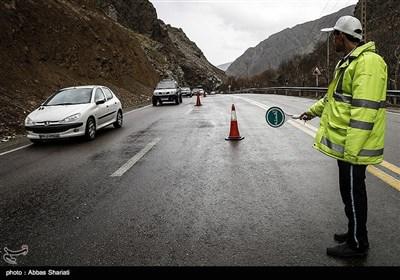 جادههای استان سمنان لغزنده است/ترافیک در محور بینالمللی تهران ــ مشهد کمحجم و روان است
