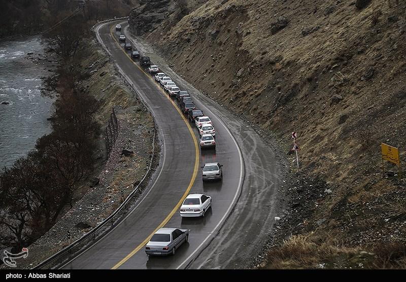 25 درصد تردد خودروها در محور کرج- چالوس دارای سرعت غیرمجاز است