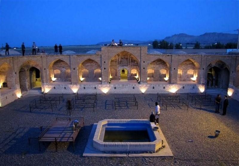 کاروانسرای دیرگچین قم مادر کاروانسراهای ایران