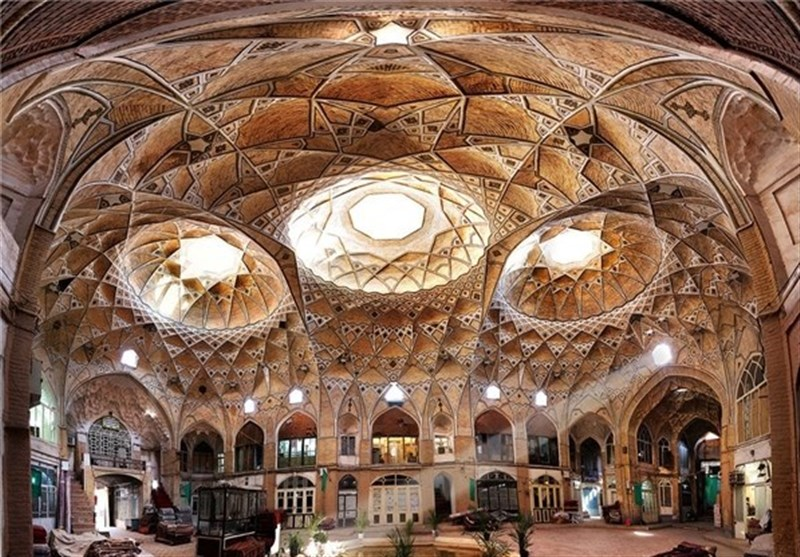 Bazaar of Qom: A Historical Bazaar in Iran