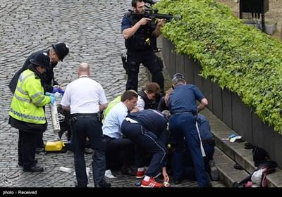 بالصور.. الهجوم الارهابی فی لندن
