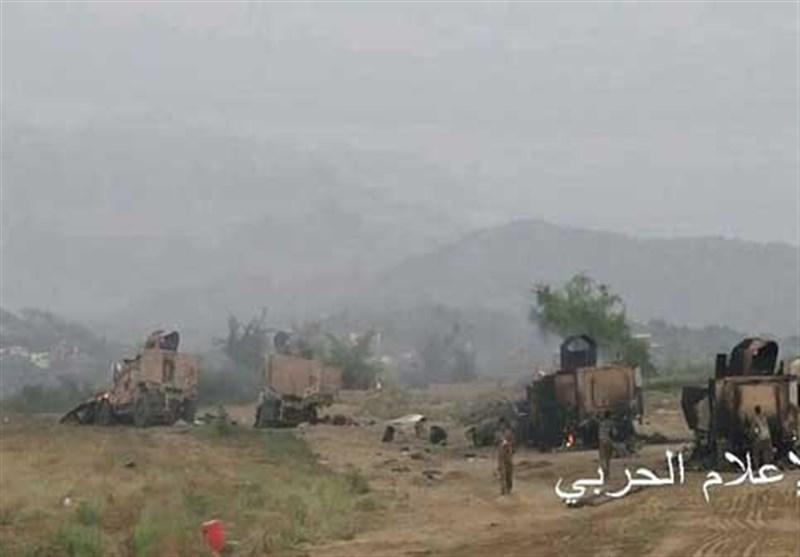 مقتل العشرات من الجنود والضباط السعودیین فی جیزان وعسیر