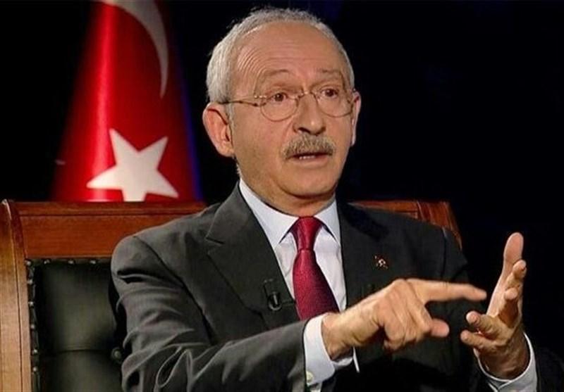 کمال قلیچداراوغلو ترکیه