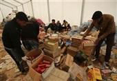 کمک حشد به موصل