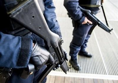 حمله تروریستی در بلژیک دفع شد