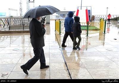 بارشهای شبانه در استان کرمانشاه شدت مییابد