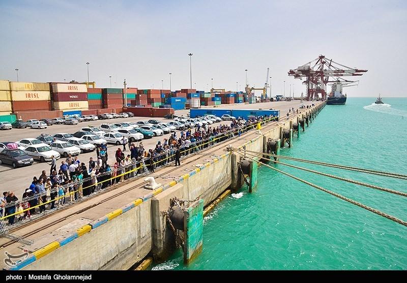 الصادرات الایرانیة الى الصین ترتفع 90% خلال ینایر وفبرایر