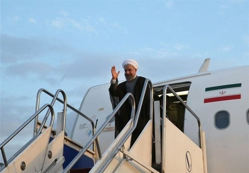 صدر روحانی کے ماسکو دورے کی تفصیلات