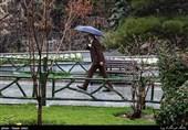 بارشها در سطح کشور تا پنجشنبه ادامه دارد