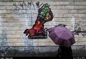 بارش باران و برف پاییزی در 19 استان کشور/کاهش دما در تهران