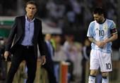 بائوسا: آرژانتین به مسی وابسته نیست