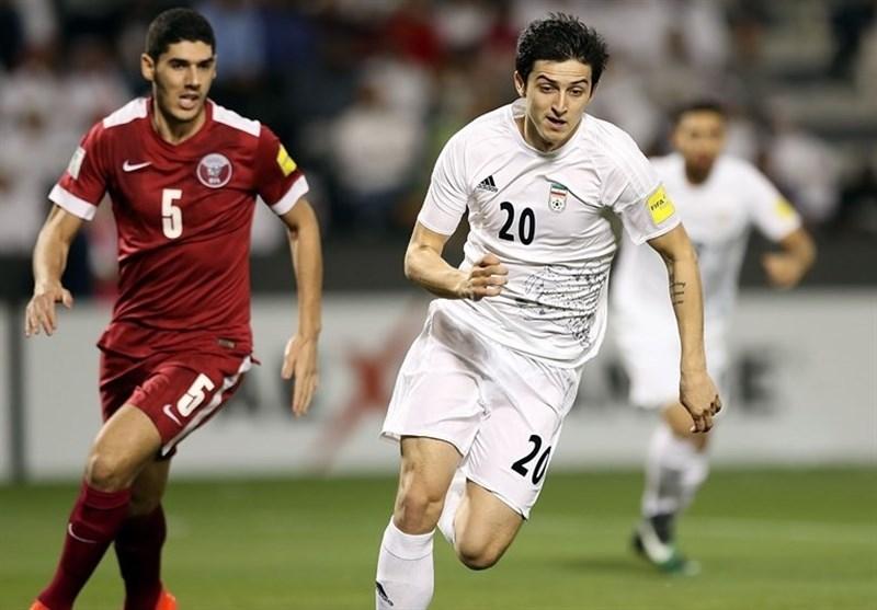 ایران - قطر / سردار آزمون
