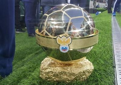 اهدای جایزه بهترین بازیکن سال فوتبال روسیه/ آزمون چهارم شد
