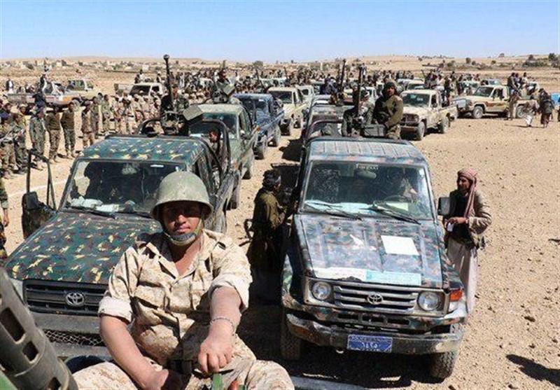 سینکڑوں یمنی قبائل کی یمنی فوج اور انصاراللہ میں شمولیت + تصویری رپورٹ