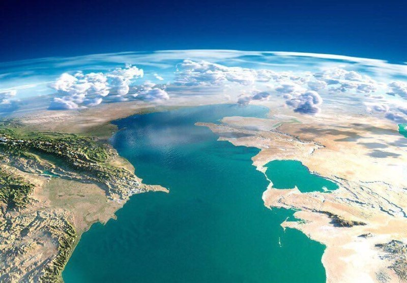 رشت| دریای کاسپین تحت مطالعات زمینشناختی قرار میگیرد