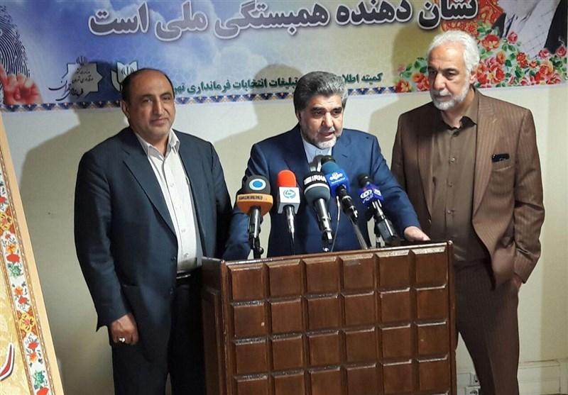 مشارکة 4 ملایین من أبناء العاصمة طهران فی الانتخابات