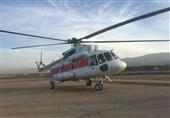 اورژانس هوایی لرستان برای نجات جان 3 مصدوم به پرواز درآمد
