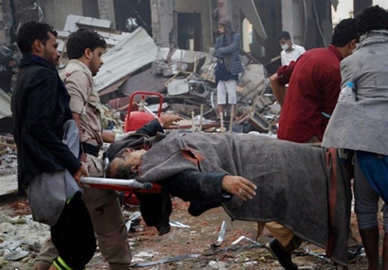 شمالی یمن پر سعودی جنگی طیاروں کے وحشیانہ حملے