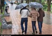 آخرین وضعیت جوی در روزهای پایانی سال /سامانه بارشی وارد کشور شد