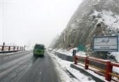 جاده هراز نیز مسدود شد