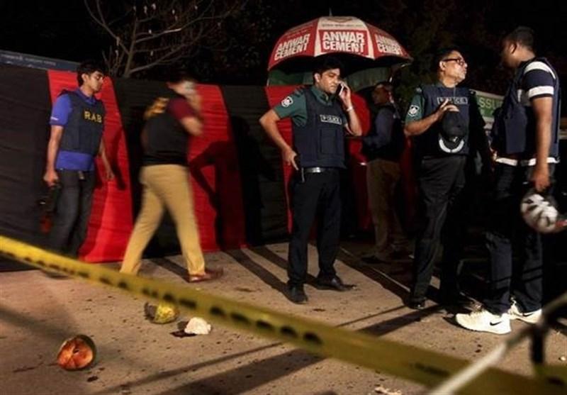 بنگلہ دیش بم دھماکہ