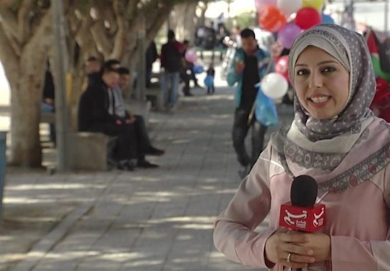 فلسطینیون یشارکون الایرانیین فرحة النوروز ویثمنون دعم طهران لصمودهم بوجه الاحتلال