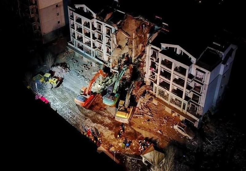 چین: عمارت میں دھماکے کے نتیجے میں 5 افراد ہلاک، 20 زخمی