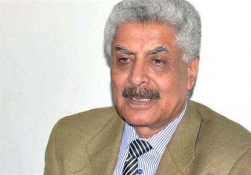 وفاقی وزیر سیفران عبدالقادر بلوچ