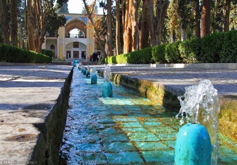 باغ فین کاشان؛ عروس باغهای تاریخی کشور با شهرت جهانی + فیلم