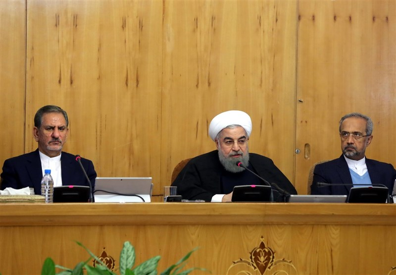 Outsiders Harming Region: Iran's President