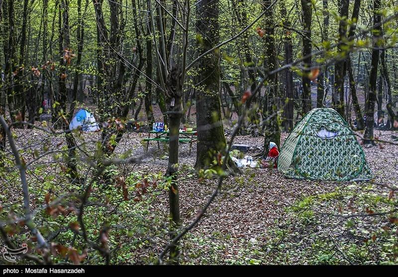 Alangdareh Park: A Natural Resort Adjacent to Gorgan, North of Iran